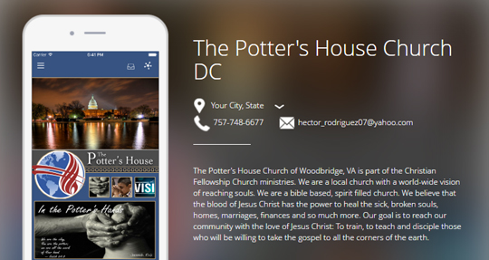 Potter's House DC