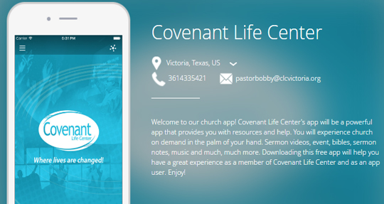 Covenant Life Center