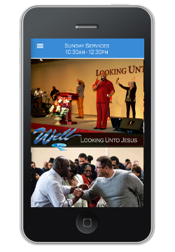 The Wells Church App