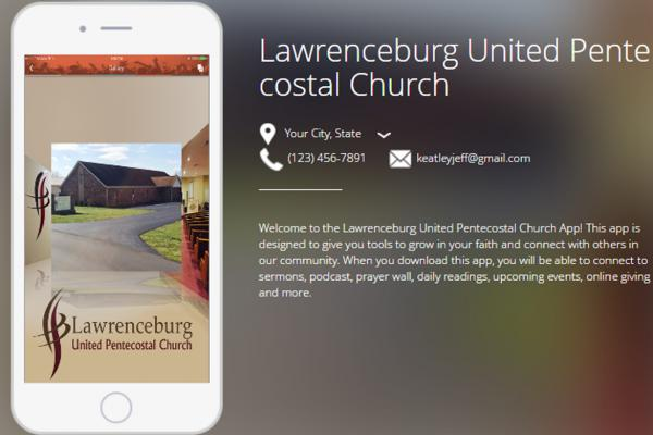 Lawrenceburg United Pentecostal Church